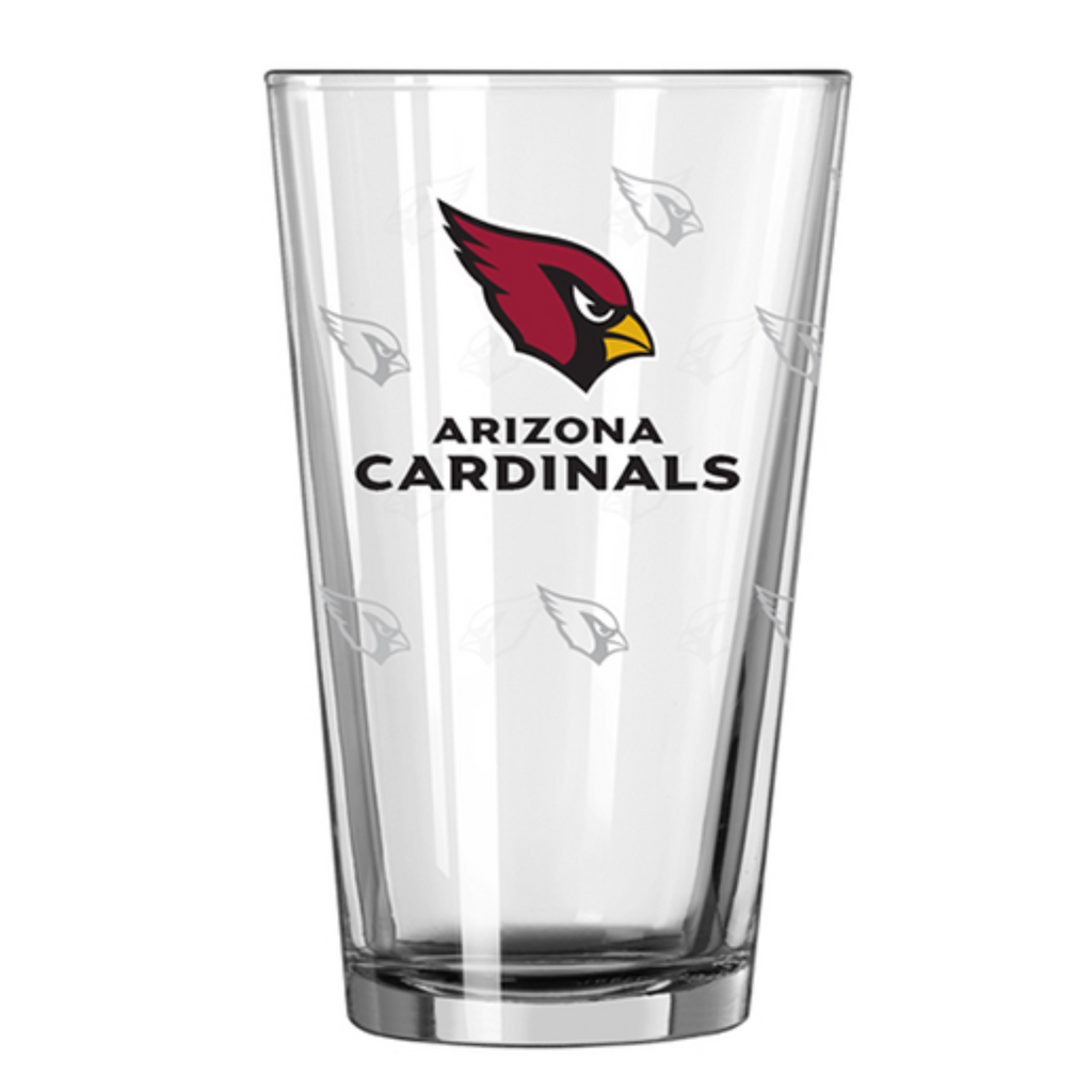 Arizona Cardinals Barware Crate