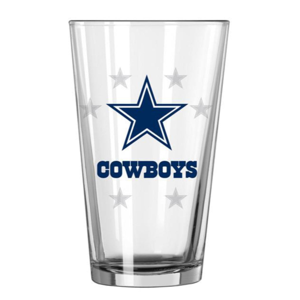 Dallas Cowboys Barware Crate