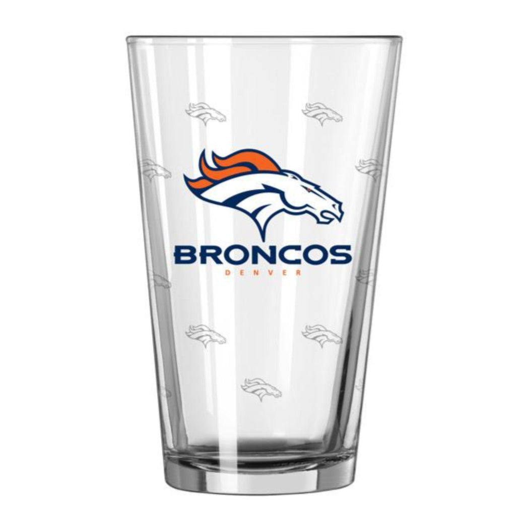 Denver Broncos Barware Crate