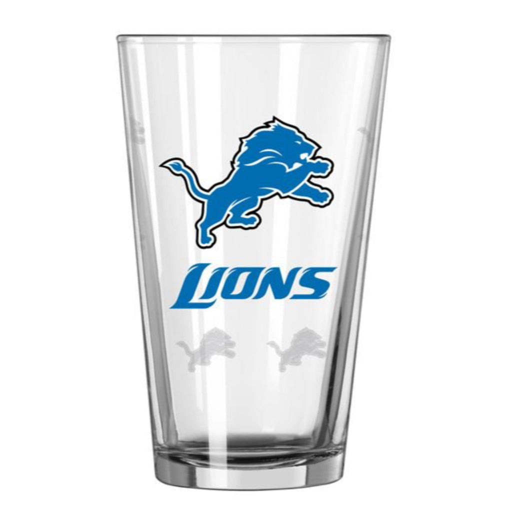 Detroit Lions Barware Crate