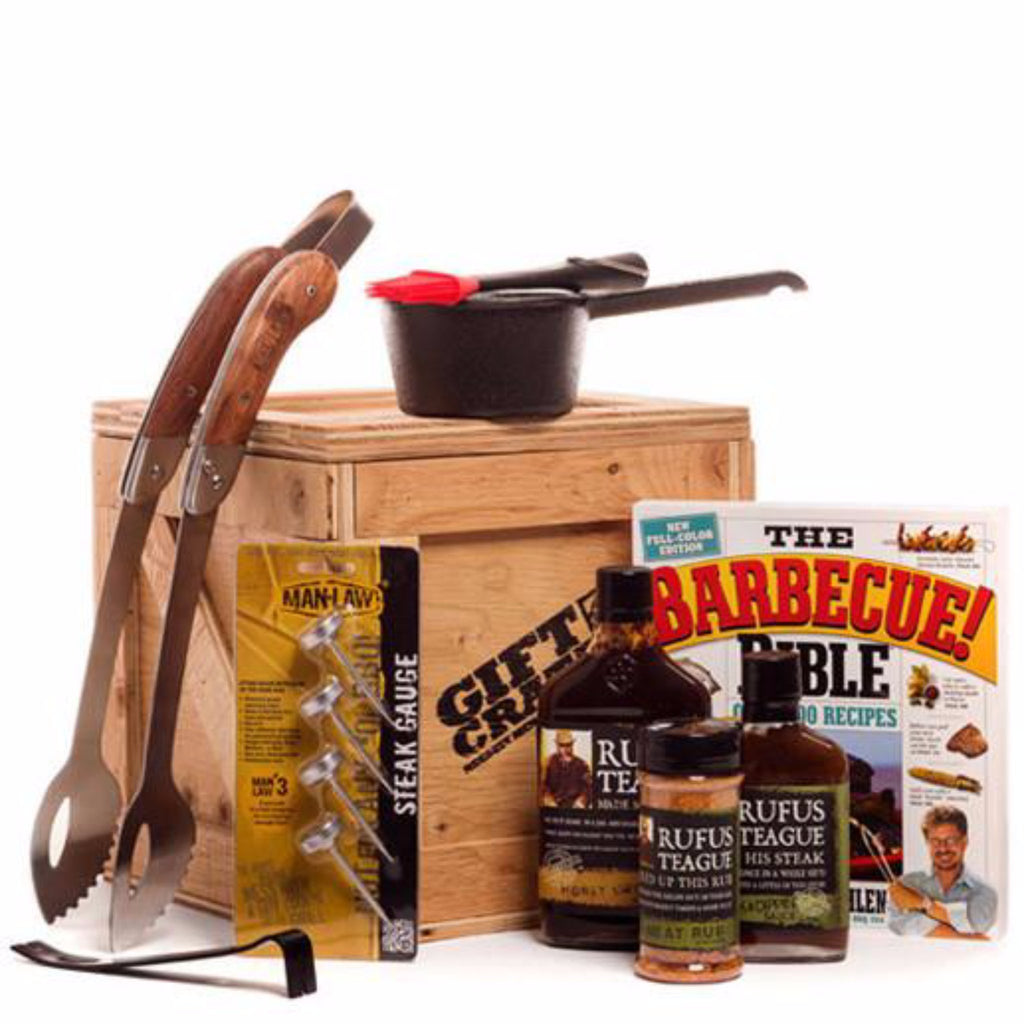 Grill Master Gift Crate