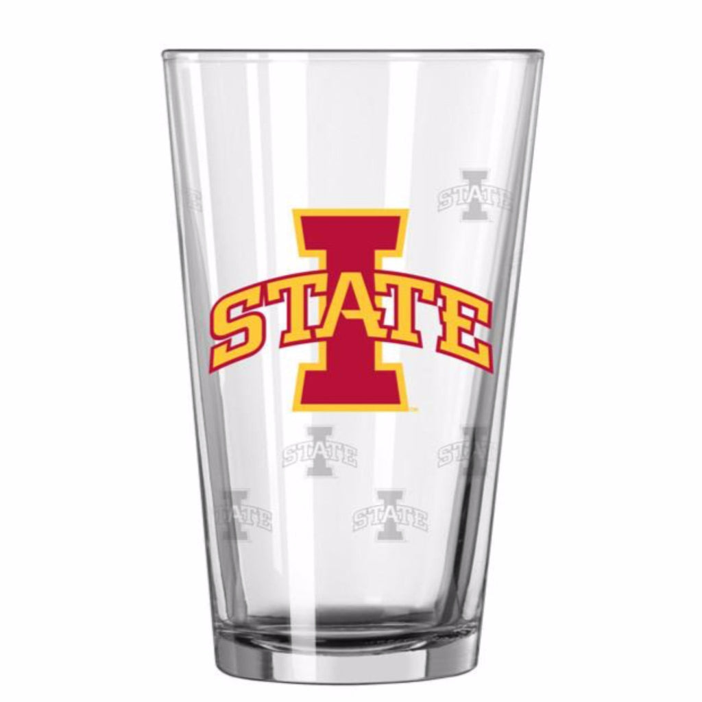 Iowa State Barware Crate