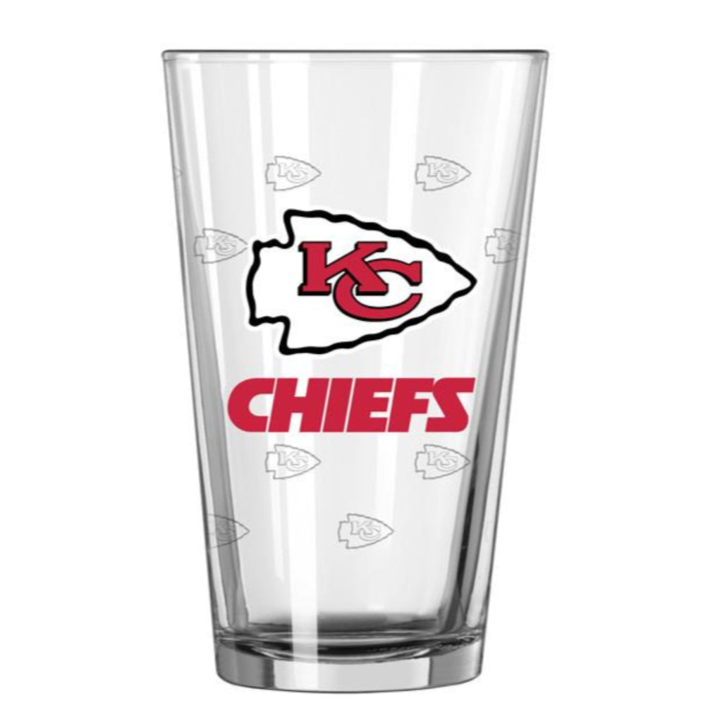 Kansas City Chiefs Barware Crate