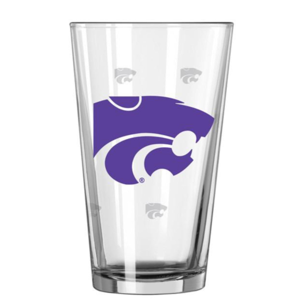 Kansas State Barware Crate