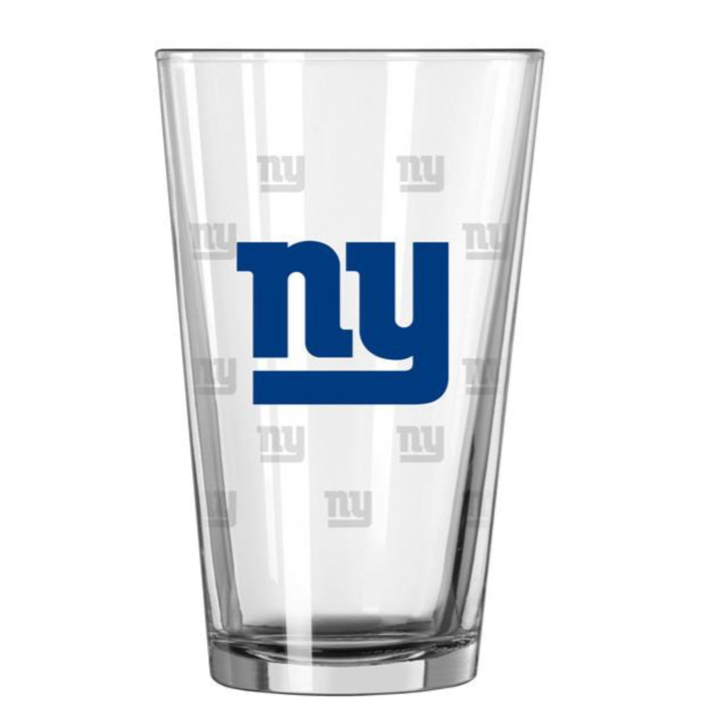 New Your Giants Barware Crate