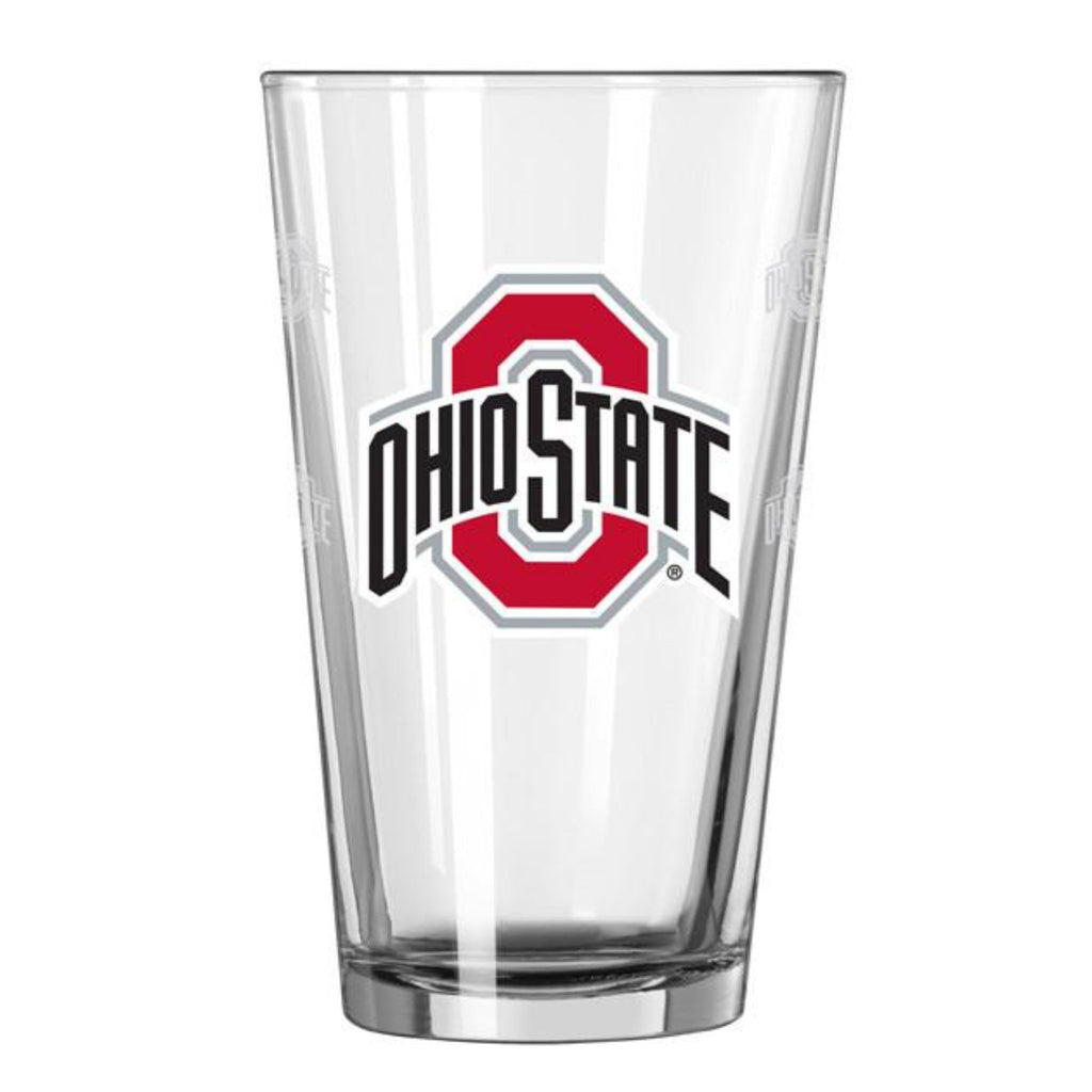 Ohio State Barware Crate
