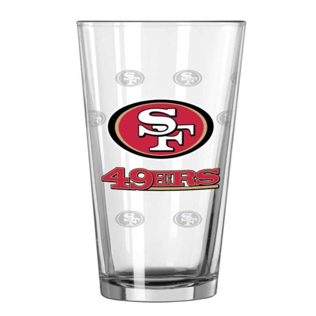 San Francisco 49ers Barware Crate