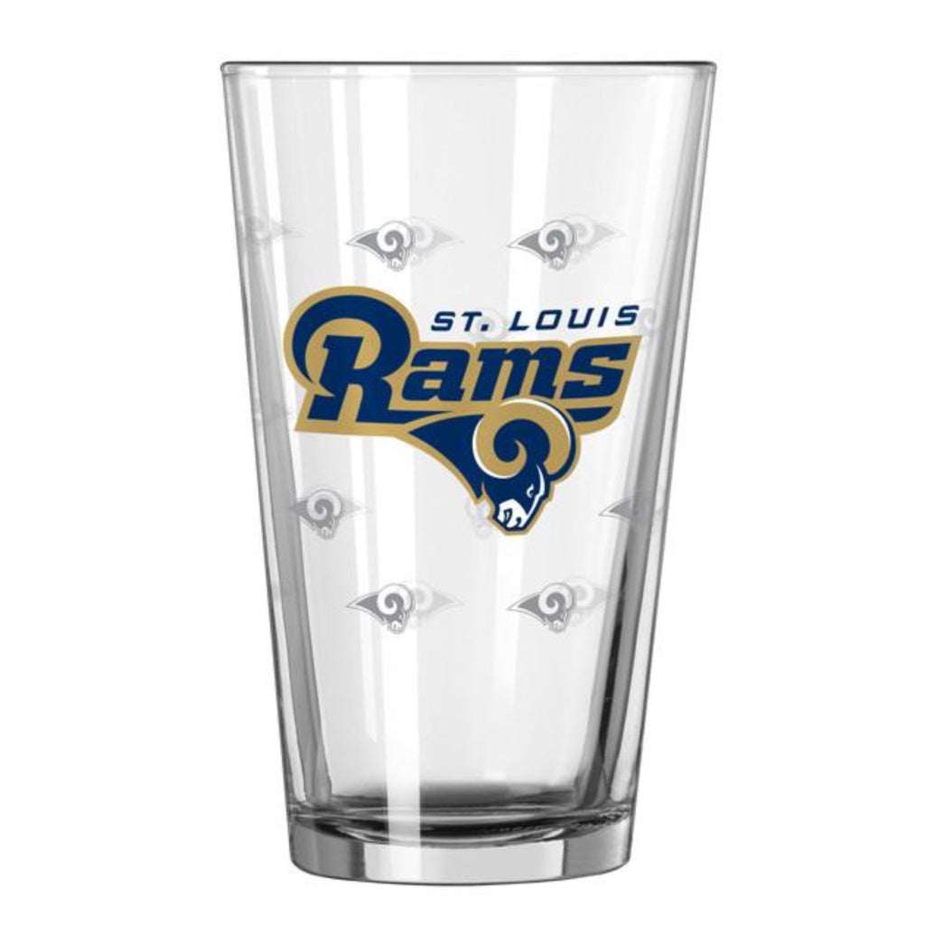 St. Louis Rams Barware Crate