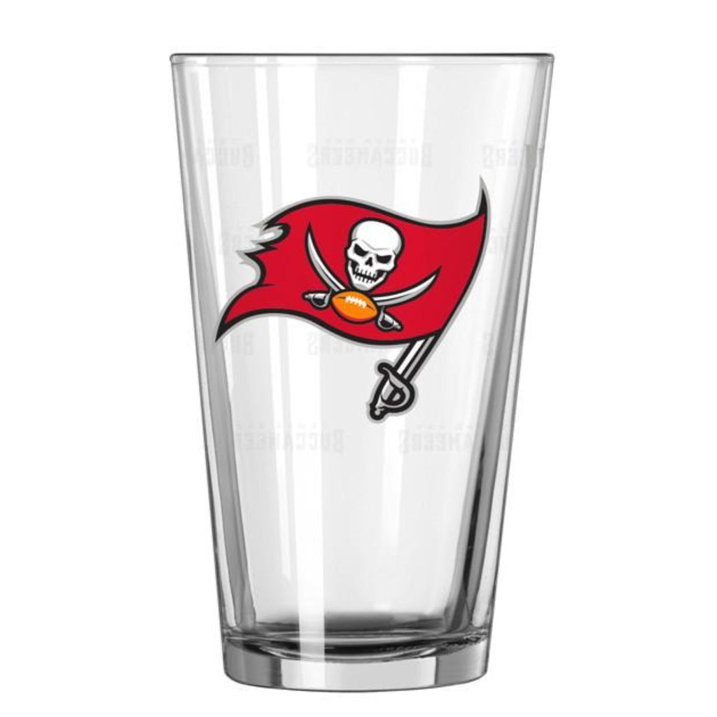 Tampa Bay Buccaneers Barware Crate
