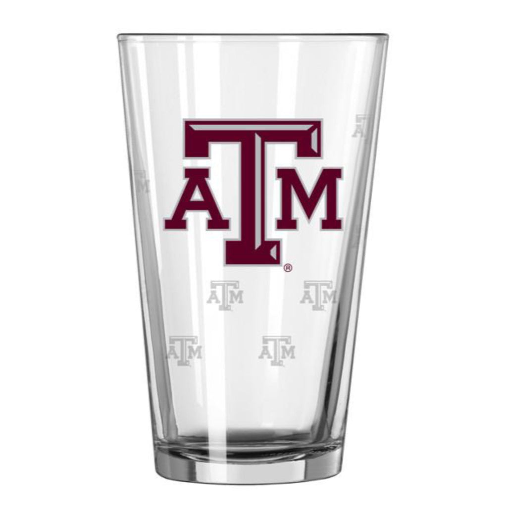 Texas A&M Barware Crate