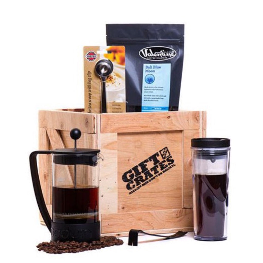 The Coffee Gift Crate