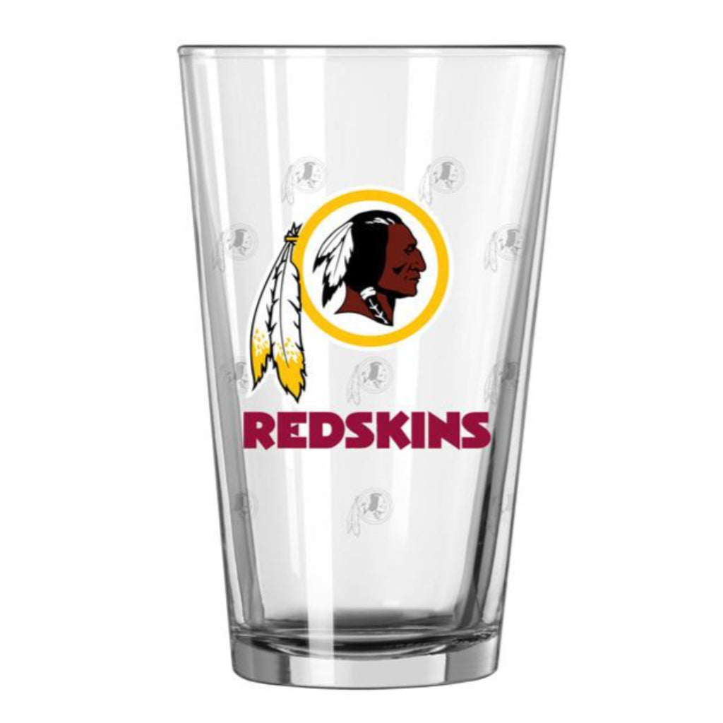 Washington Redskins Barware Crate