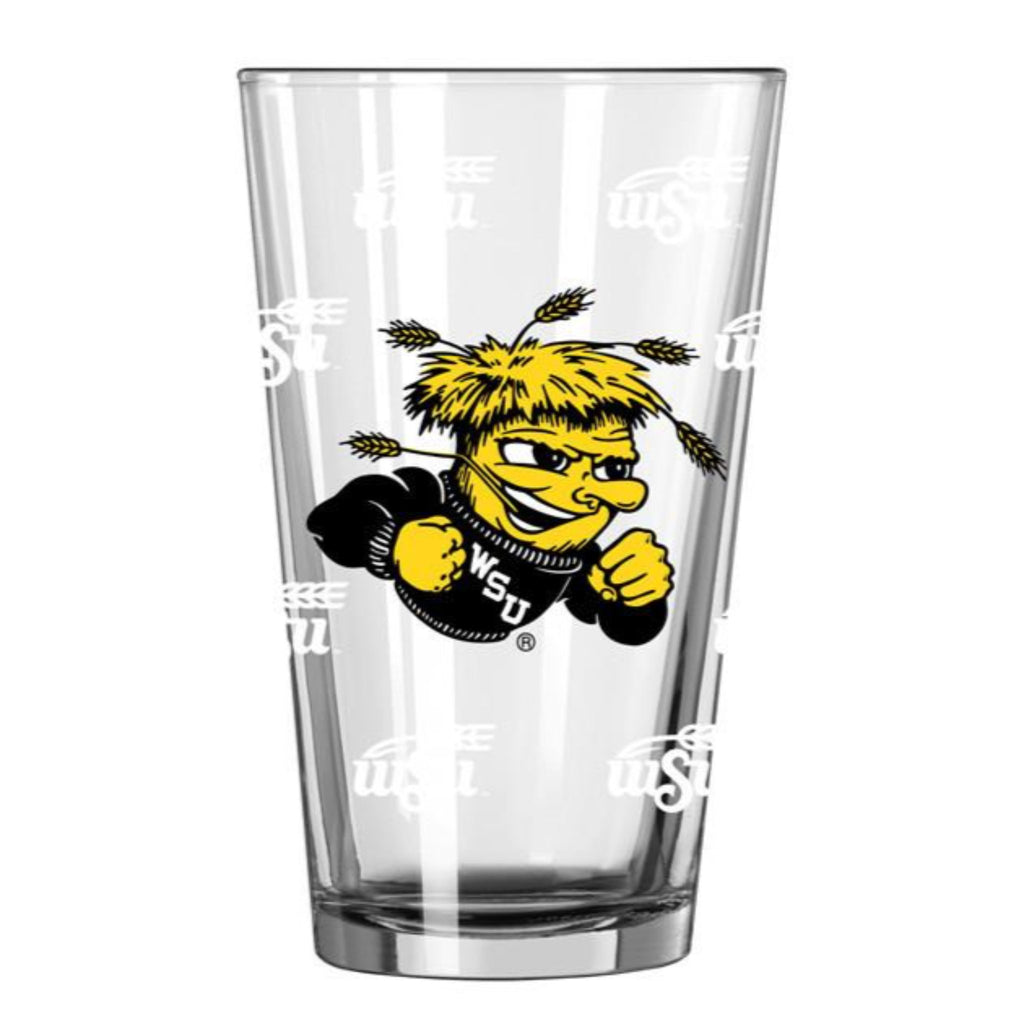 Wichita State Barware Crate
