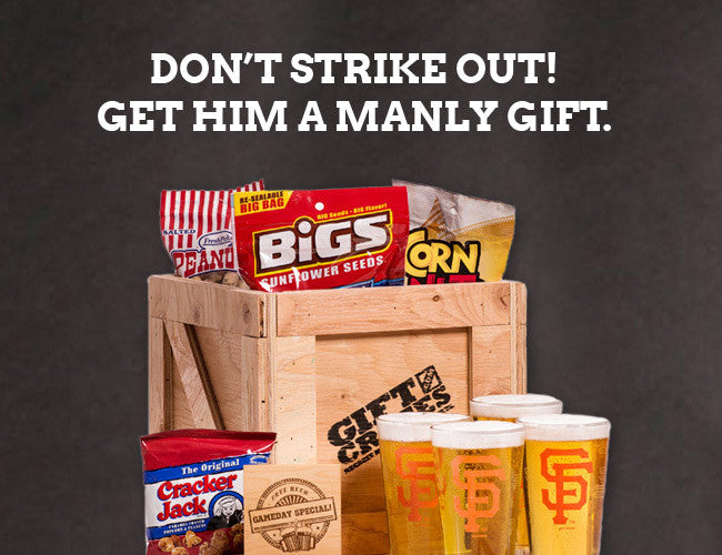 Give him a Manly Gift