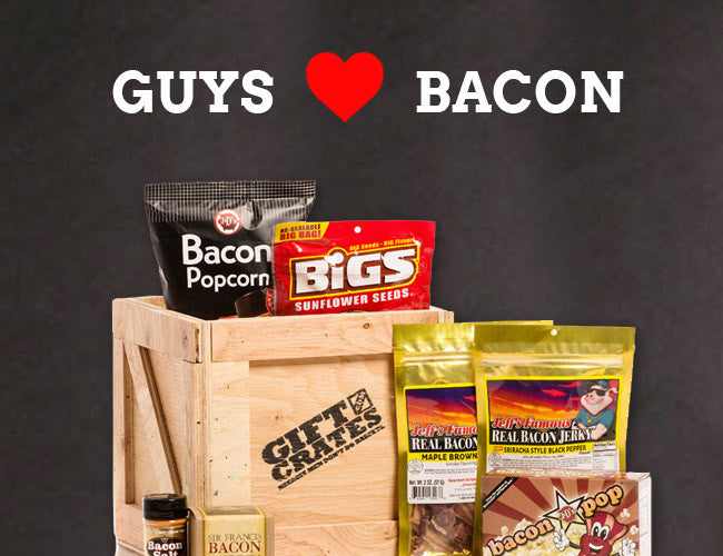 Guy's Love Bacon
