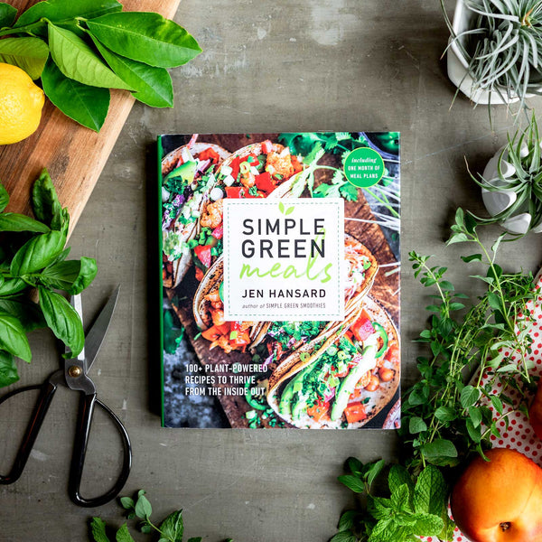 SIMPLE GREEN MEALS (SIGNED COPY)