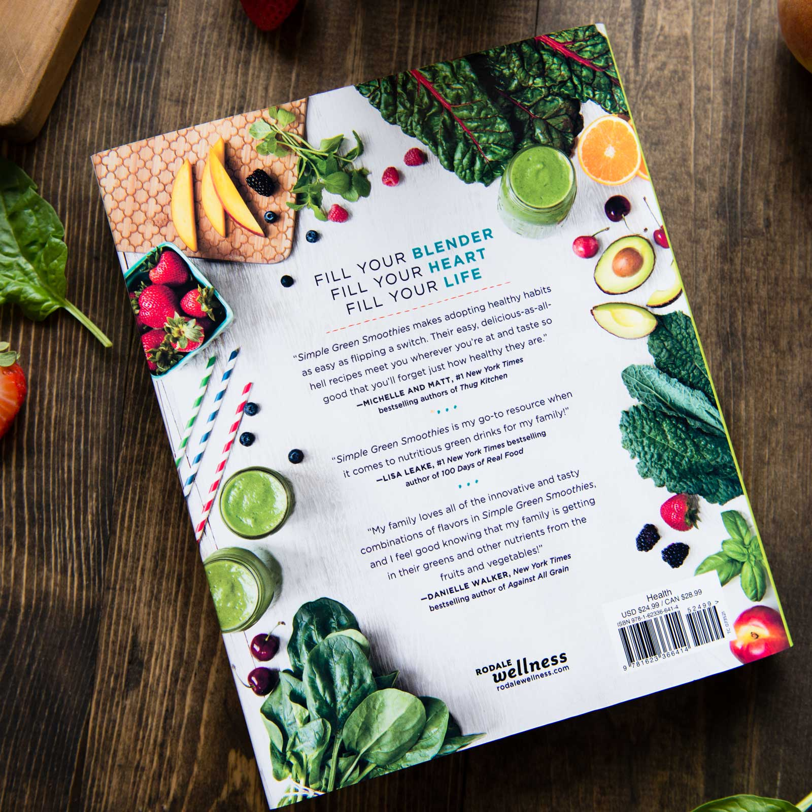 Simple Green Smoothies (signed copy)