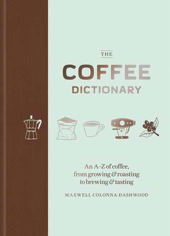 Book-Coffee Dictionary