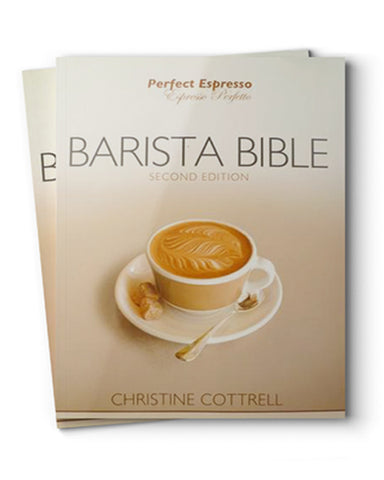 Book -  Barista Bible