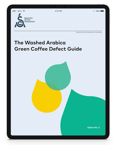 Arabica Green Coffee Defect Handbook - English (Digital Version)