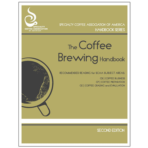 Book - The Coffee Brewing Handbook