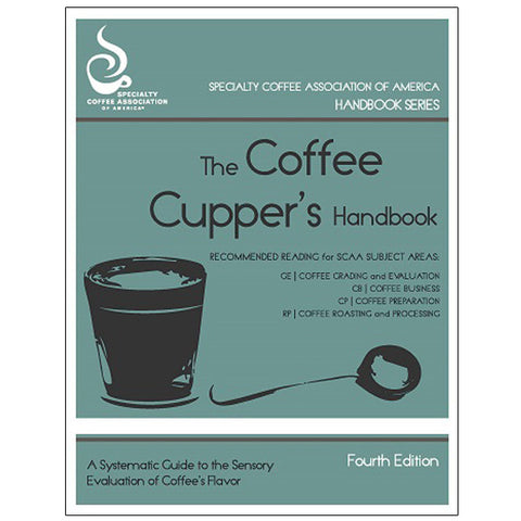 Book - The Coffee Cupper's Handbook