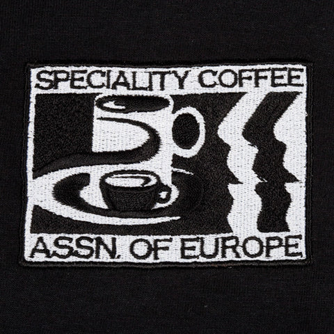 Black T Shirt with SCAE logo