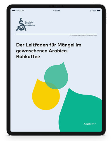 Arabica Green Coffee Defect Handbook - German (Digital Version)