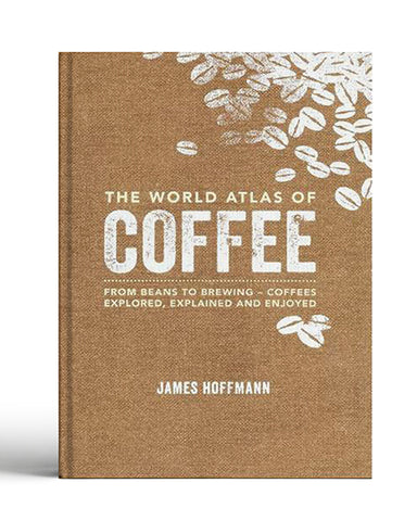Book- The World Atlas of Coffee