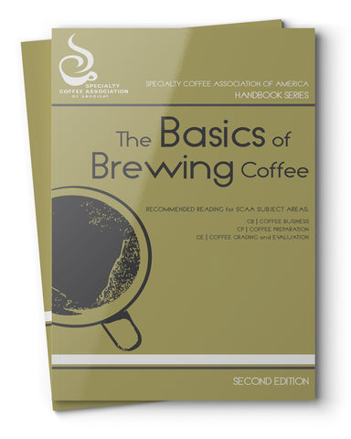 Book- Basics of Brewing Coffee