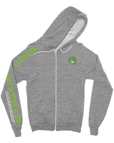 World Brewers Cup Zip Hoodie