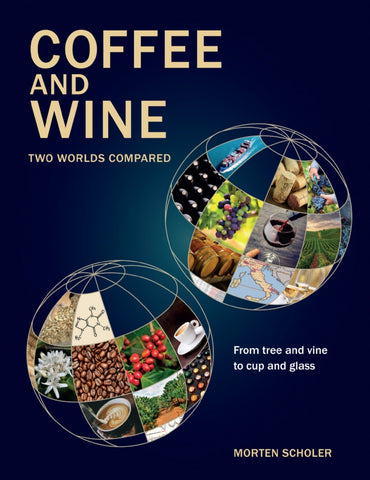 Book-Coffee and Wine