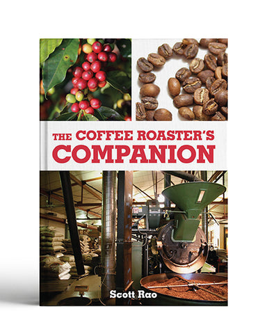 Book.The Coffee Roasters Companion by Scott Rao