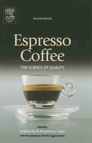 Book-Espresso Coffee The Science of Quality