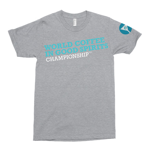 World Coffee in Good Spirits Championship Tee