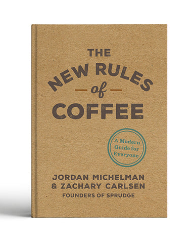 Book The New Rules Of Coffee