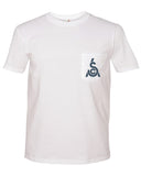 SCA White pocket T Shirt