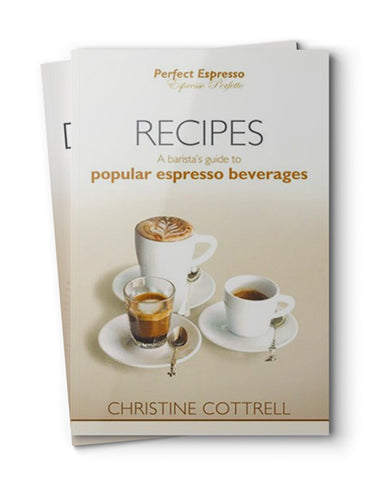 Book - Barista Recipes