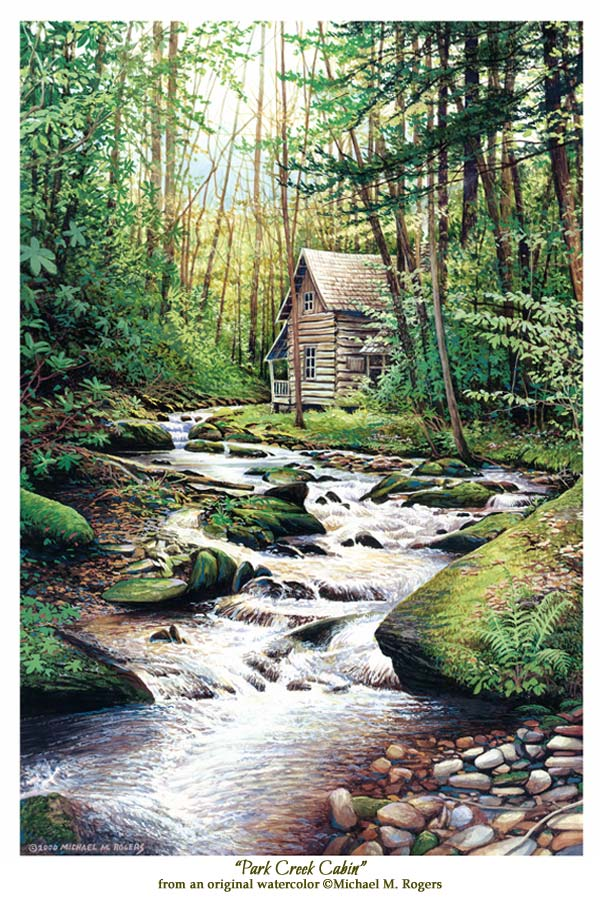 Park Creek Cabin Large View