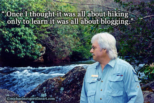 All About Blogging - Michael M. Rogers