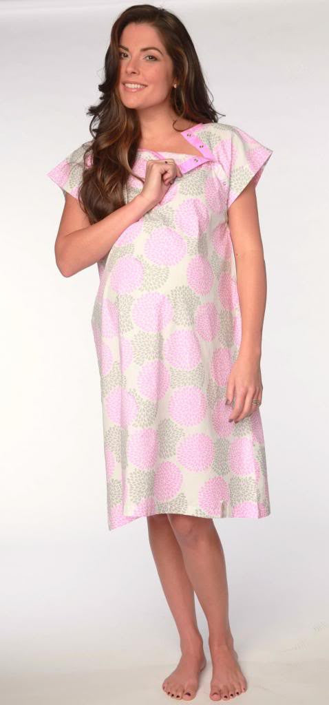 Lily Gownie - Maternity Hospital Gown