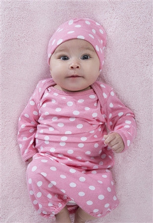 Molly BabyGown & Hat