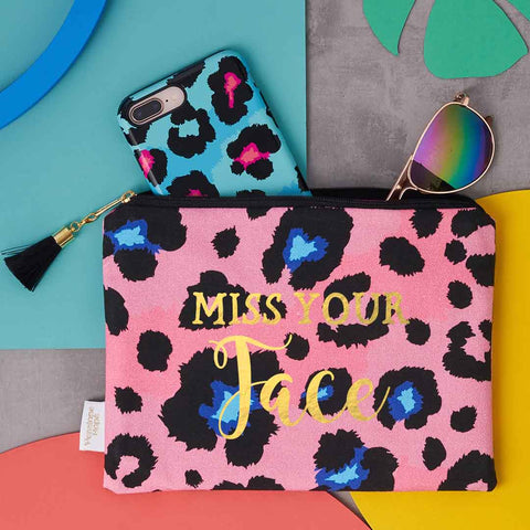'Miss Your' Pouches