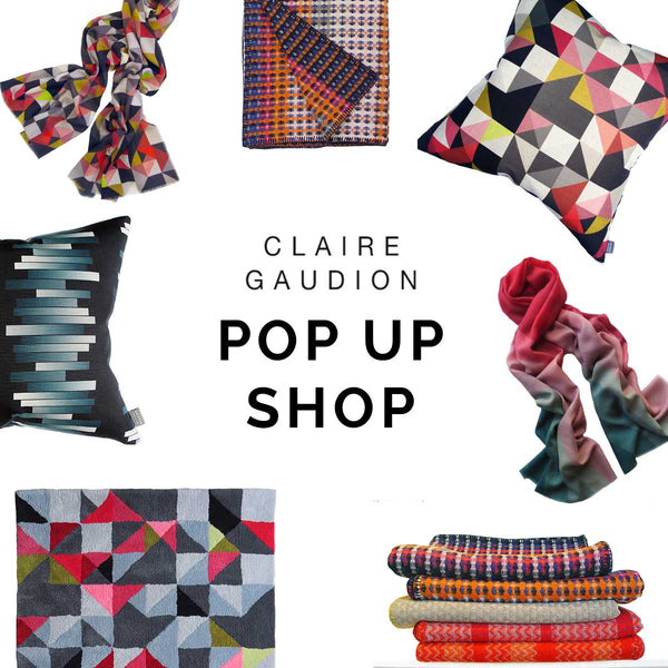 Claire Gaudion Pop Up Shop at Penelope Hope Studio & Showroom Guernsey