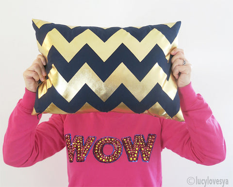 Penelope Hope Oresome Cushion reviewed by Lucy Loves Ya Blog