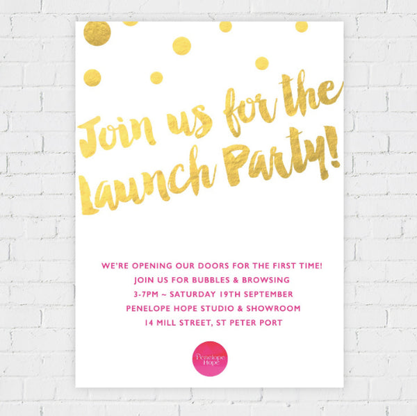 launch party invitation templates launch party invitation ...