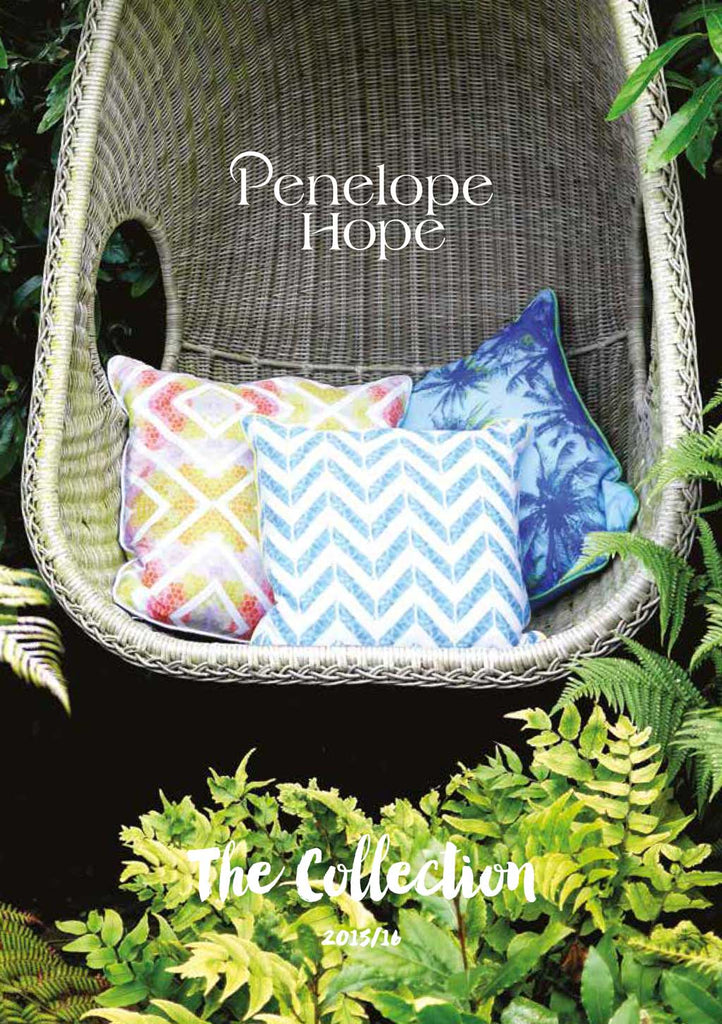 Penelope Hope Lookbook Cover page