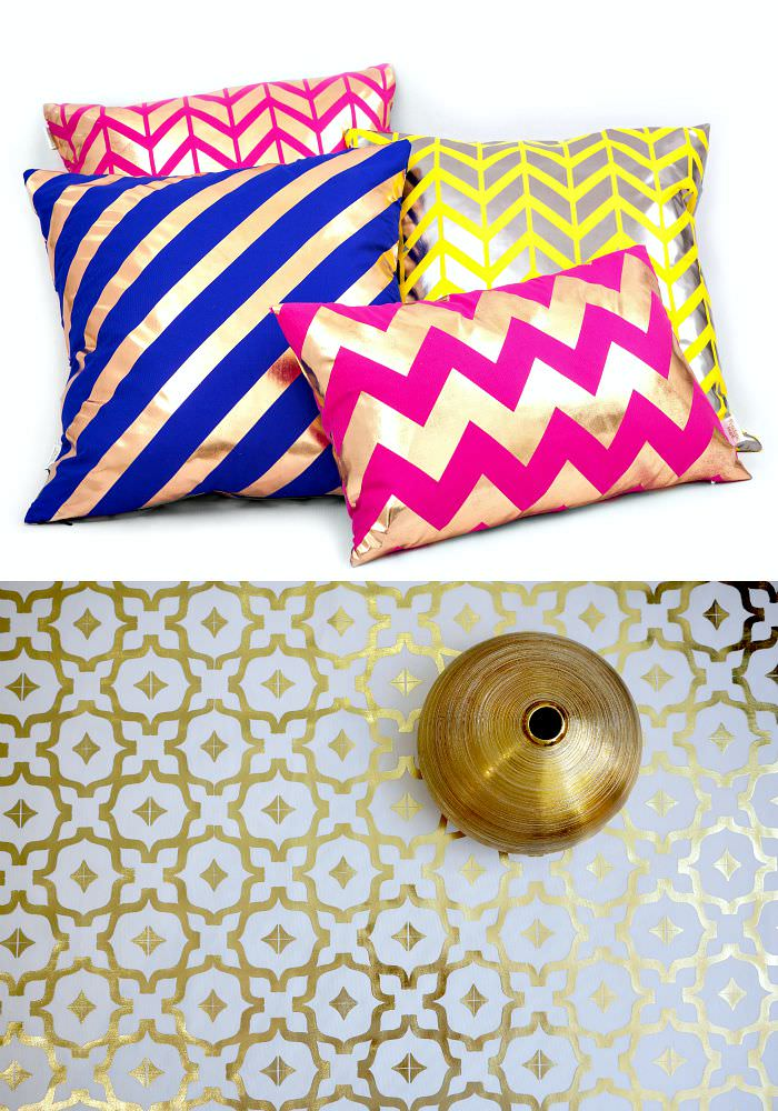 Penelope Hope Oresome Collection fabrics and cushions