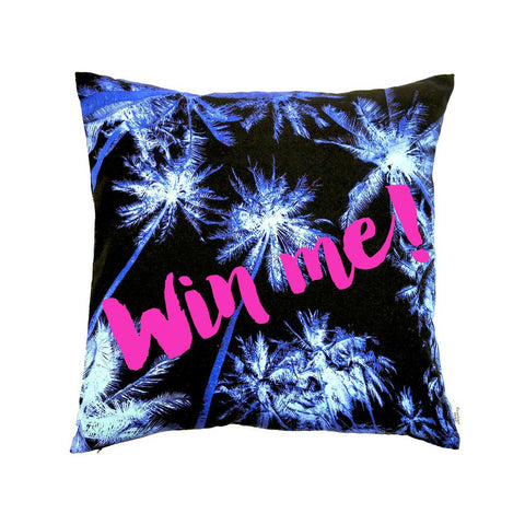 Win this Cushion by joining the Penelope Hope Newsletter