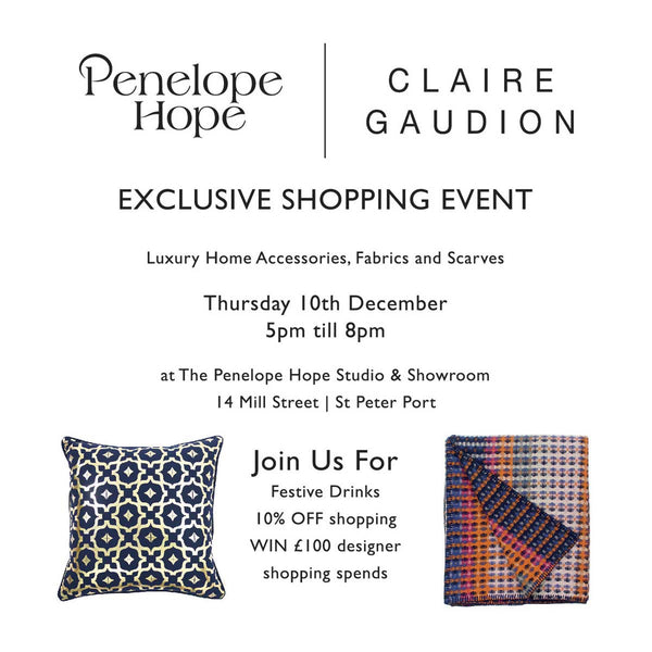 Penelope Hope and Claire Gaudion Shopping Event